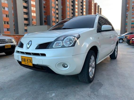 Renault Koleos Diesel Automática 4x4 Modelo 2011