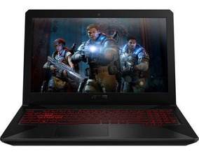 Notebook Asus Tuf Gamer I7 16gb 256ssd+1tb 1060 6gb 15,6 Fhd