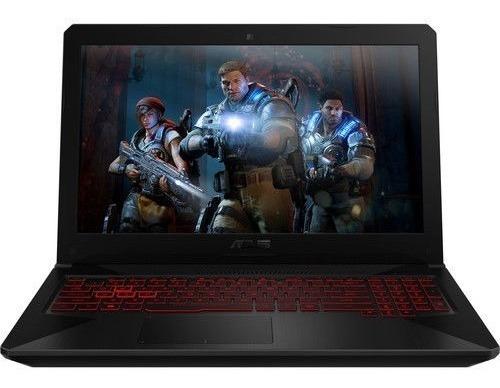 Notebook Asus Gamer Tuf Intel® Core I7-8750h 16gb 256 Ssd M2 + 1 Tera Nvidia Gtx 1060 6gb Tela 15,6 Full Hd Ips 120hz