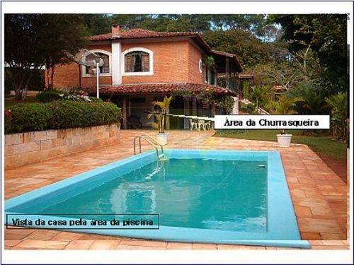 Chácara À Venda, 2080 M² Por R$ 750.000,00 - Portão - Atibaia/sp - Ch0166