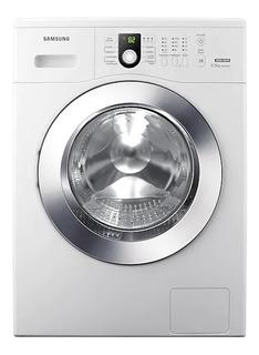 Lavarropas automático Samsung WW65M0 blanco/plateado 6.5kg 110V/220V (Bivolt)