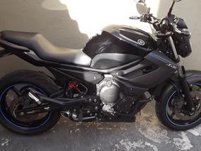 Yamaha Xj6 N 2015 Preta