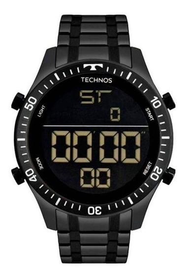 Relógio Technos Masculino Preto Digital T02139ab/4p
