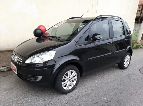 Fiat Idea Attrac. 1.4 2015 Preta