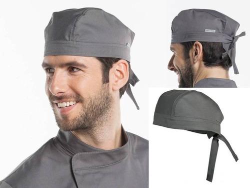 Bandana Gorro Dril.chef Cocina Cocinero.médico.enfermro