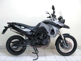 Bmw F800 Gs Abs 2009 Cinza