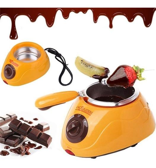 110v Diy Olla Electrica Para Derretir Caramelo Y Chocolate