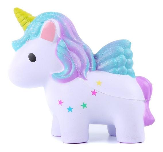 1 Squishy Esquichie Jumbo Unicornio Unicornio