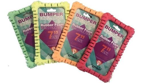 Funda Silicona Bumper Tablet 7  Rubber Foam Indestructible