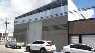 Galpão Novo 1º Aluguel Com 400m², 9m De Altura, Porta Grande