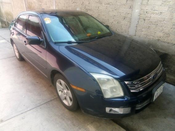 Ford Fusion Se L4 At 2008