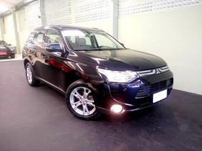 Mitsubishi Outlander 3.0 V6 Gt 4wd 5p - Preto - 2014