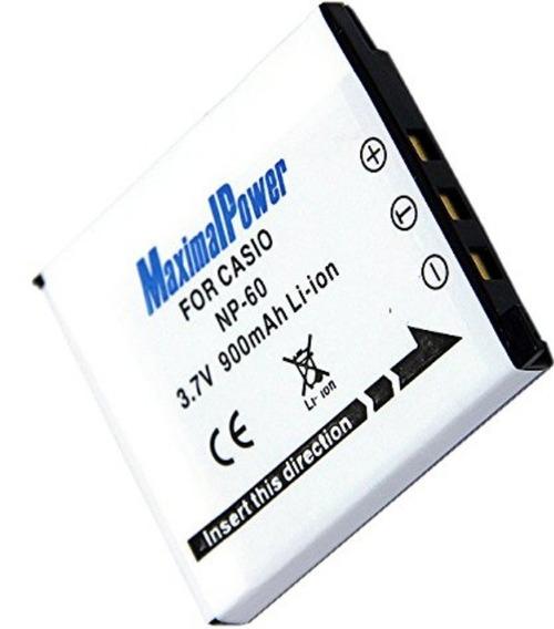 Bateria Np60 Para Camara Casio