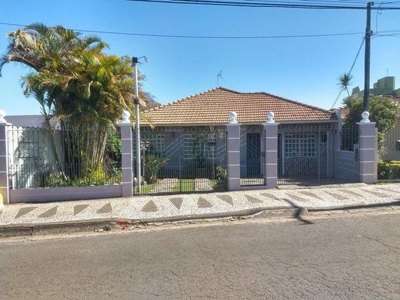 Casa Com 3 Dormitórios Para Alugar, 230 M² Por R$ 2.700,00/mês - Estrela - Ponta Grossa/pr - Ca0490
