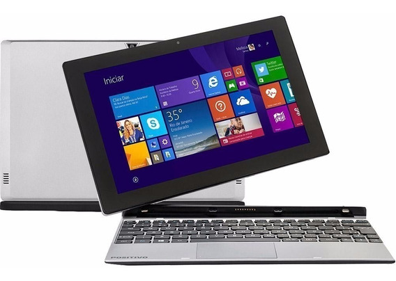 Netbook 2 Em 1 - Zx3015 Quad Core 16gb / 1 Gb - Windows 8