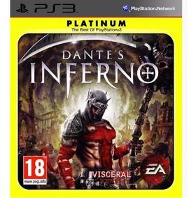 Dantes Inferno Ps3 Jogos Psn Promocao !! Compre Ja