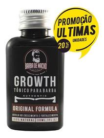 Produto Para Crescer Barba Beard Oil Óleo Crescimento
