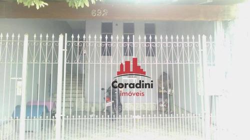 Imagem 1 de 12 de Casa Com 2 Dormitórios À Venda, 90 M² Por R$ 225.000 - Jardim Das Laranjeiras - Santa Bárbara D'oeste/sp - Ca1768