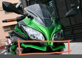 Kawasaki Nninja 250 300 Aleta Aerodinamica Motogp Style