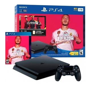 Consola Playstation 4 1tb Slim + Juego
