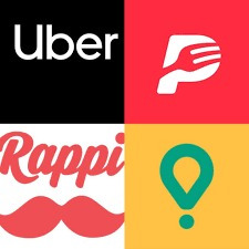 Monotributo Ingresos Brutos Glovo Rappi Pedidos Uber Cabify