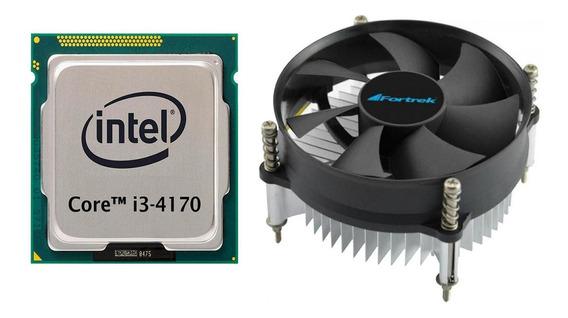 Processador Core I3 4170 1150 3.70 Ghz Garantia De 1 Ano