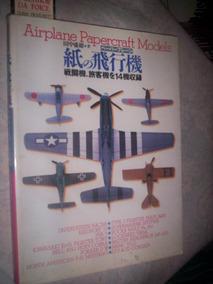Modelos Aviões Para Montar Papercraft