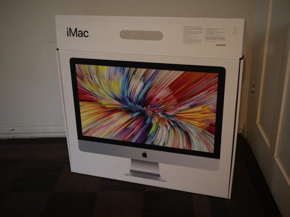 Caixa iMac 27 (2017) Vazia. Somente Retirada Em Vitória-es