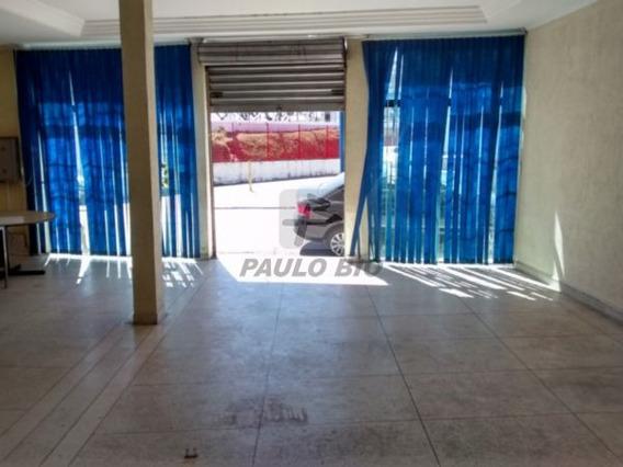 Salao / Galpao Comercial - Matriz - Ref: 2229 - L-2229