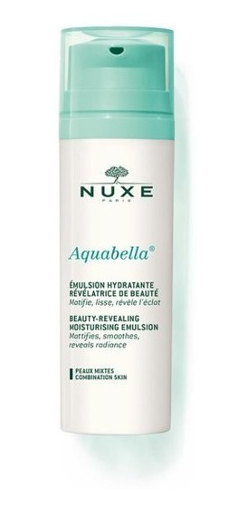 Nuxe Emulsão Hidratante Reveladora De Beleza Aquabella 50ml