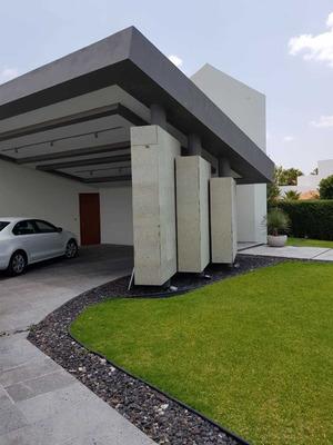En Venta Preciosa Residencia En El Campanario - Luxury - Diseño De Autor, 1268m2