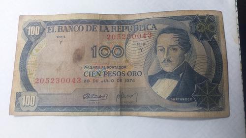 Imagen 1 de 2 de Billetes Antigüedad