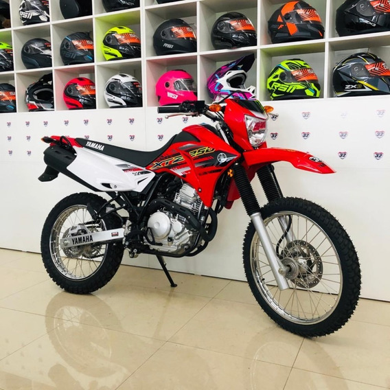 Yamaha Xtz 250 0km 2020 - 3 Años Garantia