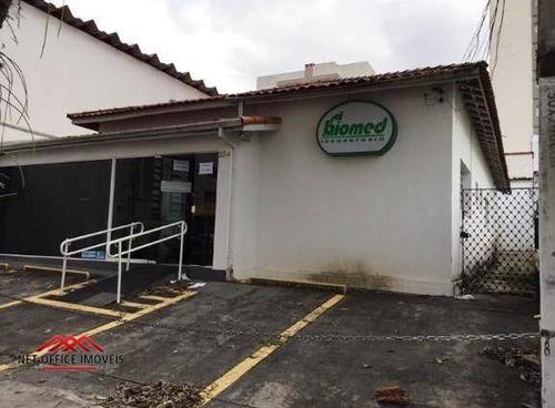 Imagem 1 de 1 de Ponto Para Alugar, 368 M² Por R$ 9.000,00/mês - Vila Adyana - São José Dos Campos/sp - Pt0078