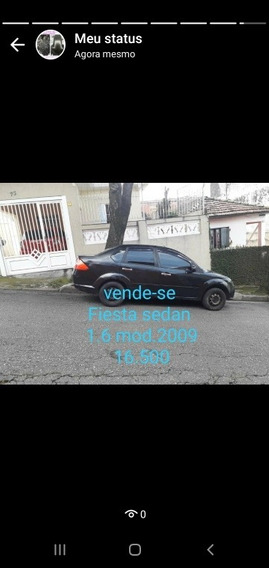 Ford Fiesta Sedan 1.6 Pulse Flex 4p 105 Hp 2009