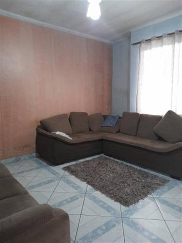 Casa Com 3 Dorms, Tupi, Praia Grande - R$ 400 Mil, Cod: 1473 - Rno1473