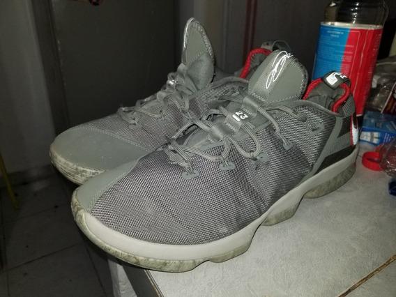 Tenis Nike Lebron 14 Xiv Low Camu 31cm #11mex #13usa