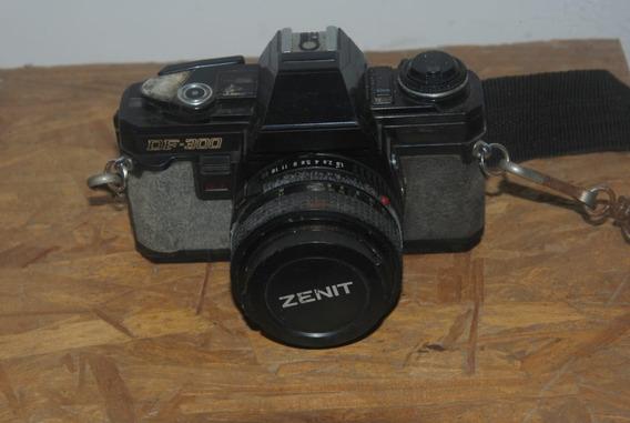 Maquina Fotográfica Analógica Zenit Df 300