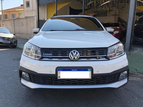 Imagem 1 de 9 de Volkswagen Saveiro 1.6 Cross Cd 16v 2017