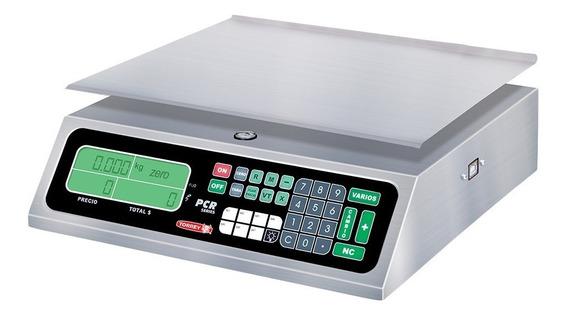Bascula Multifuncional Peso Precio Total 20k Torrey Pcr-20n