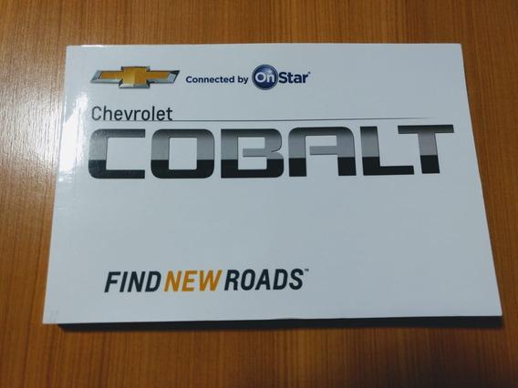 Manual Proprietário Chevrolet Cobalt 2018