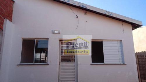 Casa Com 2 Dormitórios À Venda, 67 M²  - Jardim Residencial Fibra - Nova Odessa/sp - Ca4420