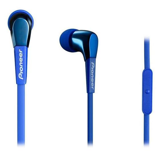 Fone De Ouvido Pioneer Se-cl722t-l - Azul