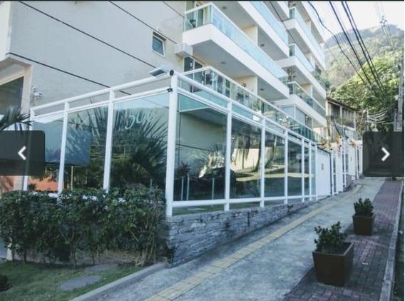 Apartamento Em São Francisco, Niterói/rj De 110m² 2 Quartos À Venda Por R$ 550.000,00 - Ap215007