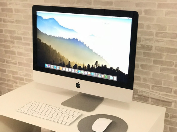 iMac 21,5 Core I7 8gb Ram 1tb Hd 2012