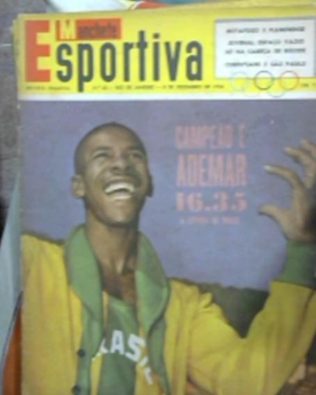 *sll* Revista Manchete Esportiva N 55 Fluminense - Botafogo