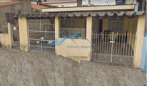 Imagem 1 de 1 de Terreno Para Venda Em Santo André, Parque Capuava - Te0036_1-1637717