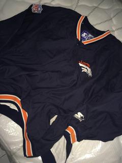 Sudadera Starter - Nfl Broncos De Denver