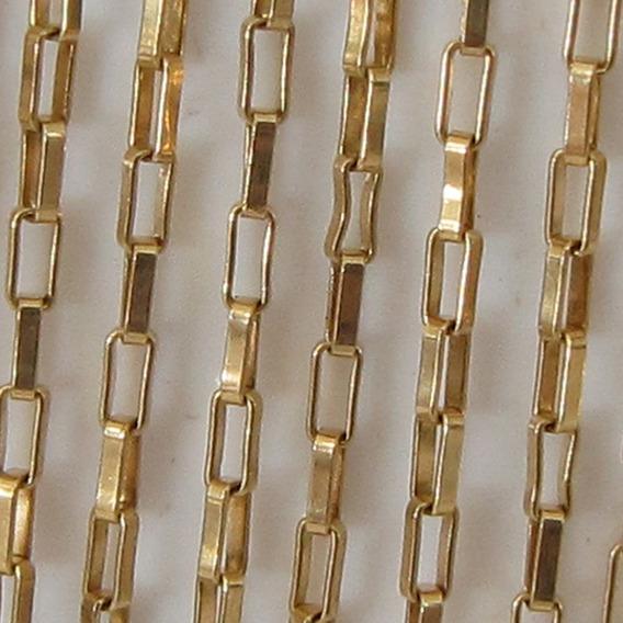 3199 Corrente 51 Cm De Ouro 18k 750