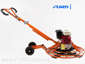 Allanadora Alizadora Concreto Helicoptero Furd Motor Honda
